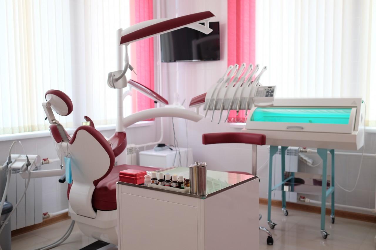 Стоматологический кабинет в медцентре Здоровье